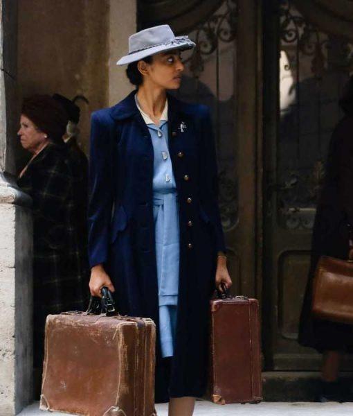 A Call To Spy Noor Inayat Khan Coat