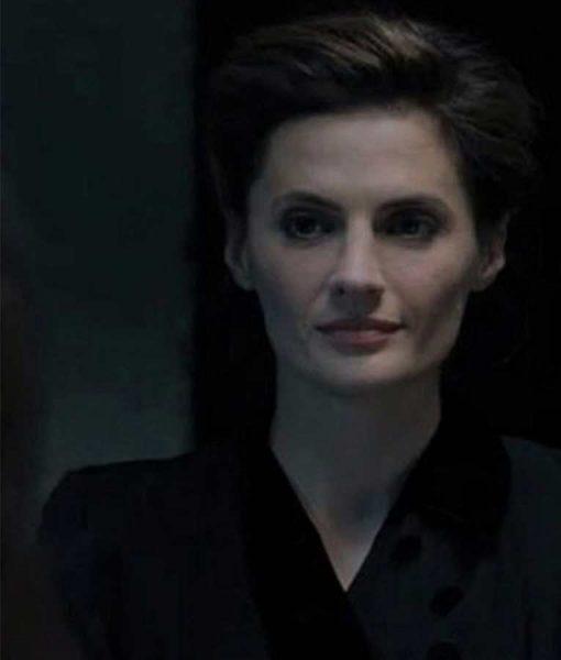 Vera Atkins A Call To Spy Stana Katic Coat