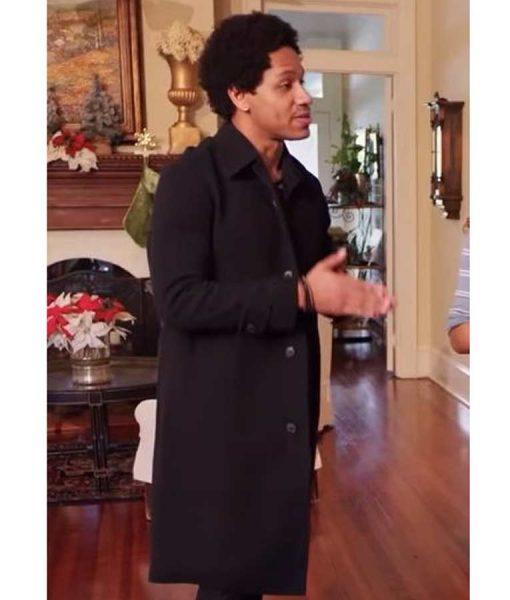 A Christmas Surprise Amiri Coat