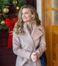 A Godwink Christmas Second Chance First Love Trench Coat