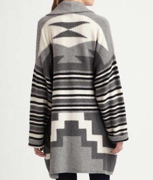 American Horror Story Violet Harmon Cardigan Sweater