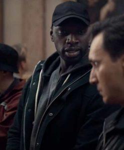 Arsene Lupin 2021 Black Jacket