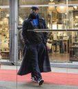 Arsene Lupin 2021 Omar Sy Coat