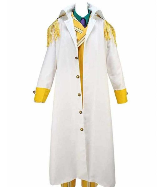 Borsalino One Piece Kizaru Trench Coat