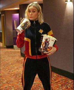 Captain Marvel Tracksuit