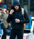 Clint Barton Hawkeye 2021 Black Jacket