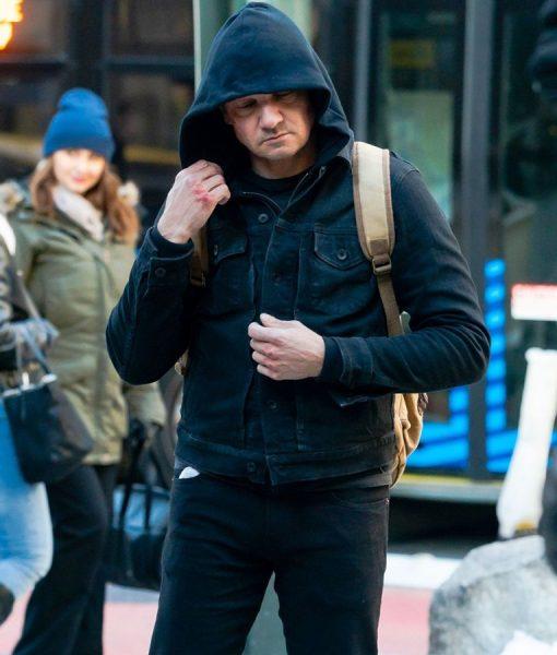 Hawkeye Jeremy Renner Clint Barton Jacket