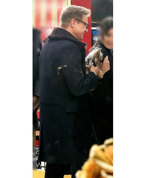 Clint Barton Hawkeye 2021 Black Coat