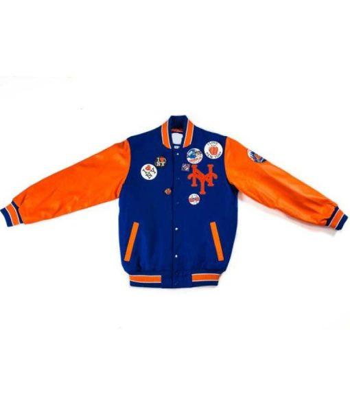 Coming 2 America Eddie Murphy Letterman Jacket