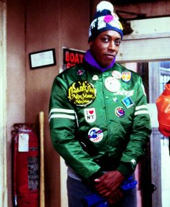 Coming to America Arsenio Hall Varsity Jacket