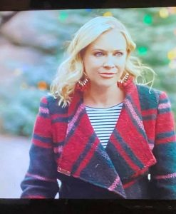 Dear Christmas Melissa Joan Hart Coat