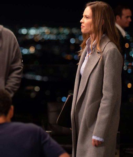 Detective Valerie Quinlan Fatale Coat