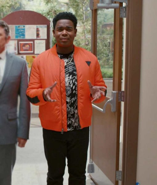 Dexter Darden Saved by the Bell Devante Young Jacket