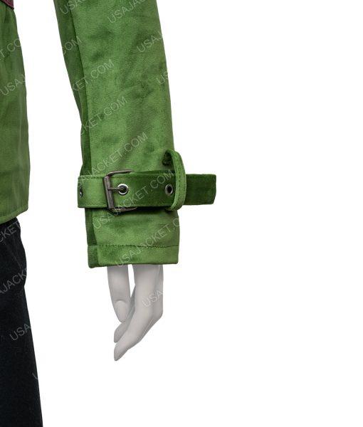 Diane Nguyen BoJack Green Jacket