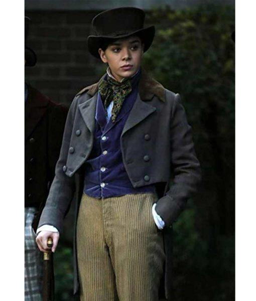 Dickinson Hailee Steinfeld Tailcoat