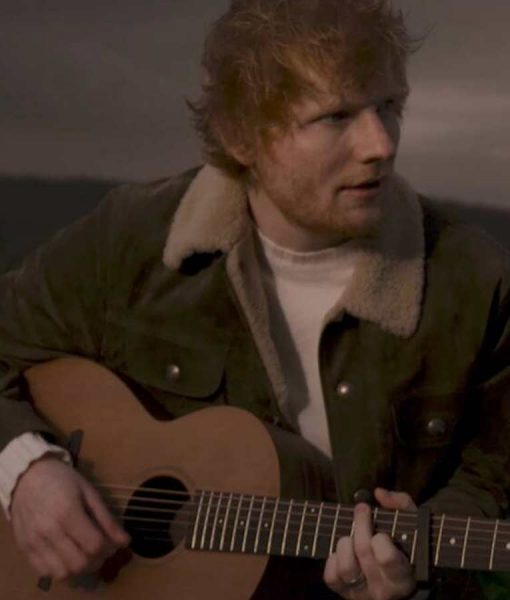 Ed Sheeran Afterglow Jacket