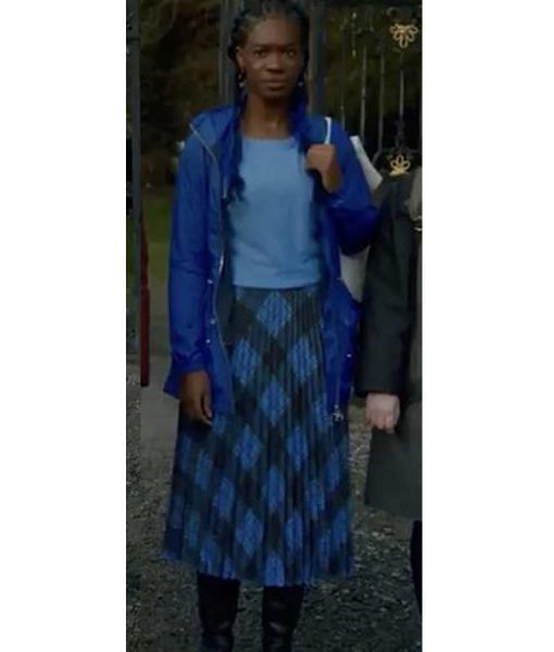 Fate The Winx Saga Aisha Hooded Jacket