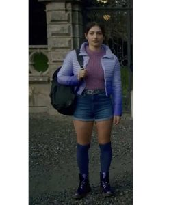 Fate The Winx Saga Elisha Applebaum Puffer Jacket