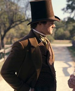 Dickinson Season 2 Samuel Holmes Trench Coat