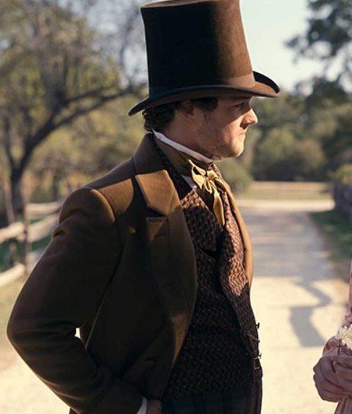 Finn Jones Dickinson Season 2 Samuel Holmes Coat