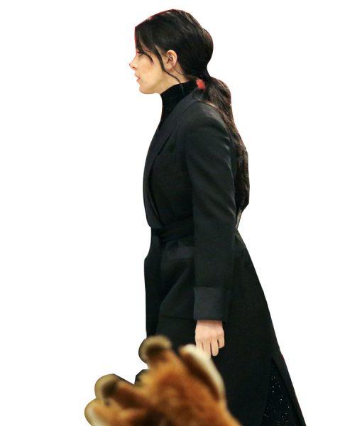 Hawkeye 2021 Hailee Steinfeld Black Coat