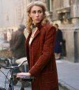 Hall A Call to Spy Virginia Coat