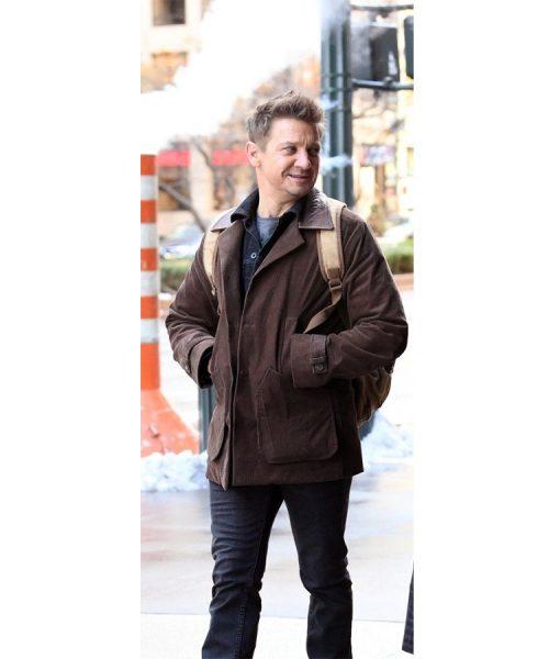 Hawkeye 2021 Brown Jacket