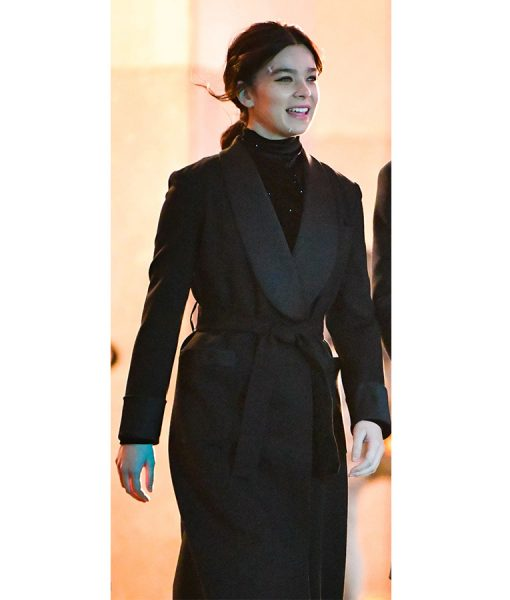 Hawkeye 2021 Kate Bishop Black Coat