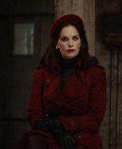 His Dark Material Mrs. Coulter Season 02 Coat