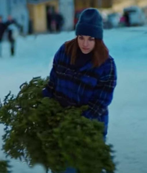 Home For Christmas Season 02 Johanne Plaid Jacket