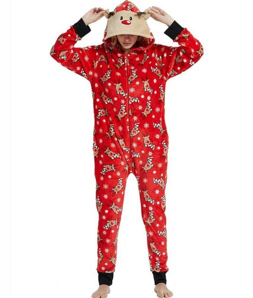 Ida Elise Broch Home For Christmas Johanne Jumpsuit