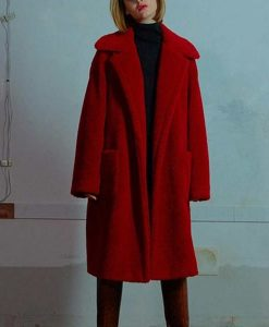 Jo Yi Seo Itaewon Class Red Coat