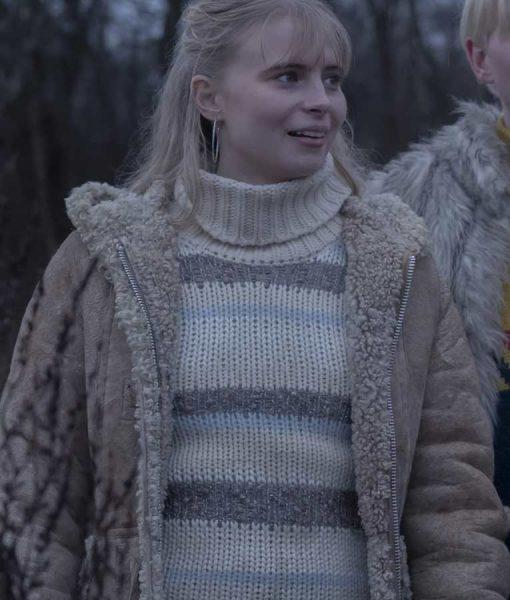 Karoline Hamm Equinox 2020 Ida Coat
