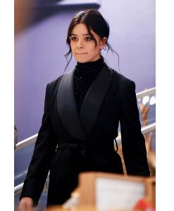 Kate Bishop Hawkeye Black Coat
