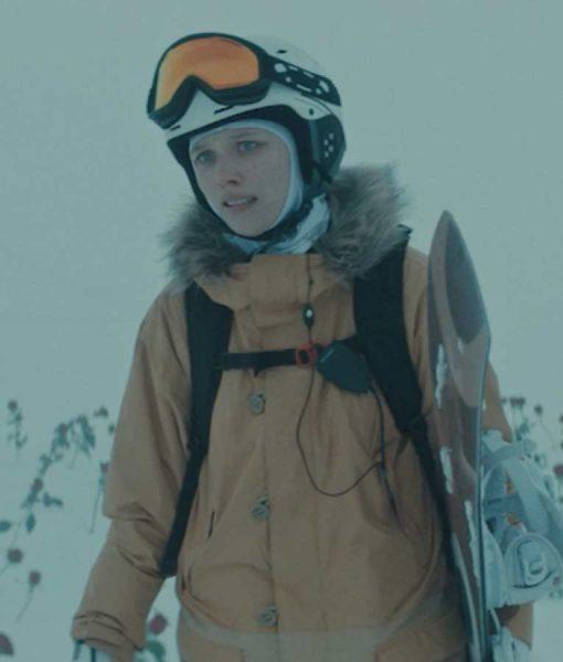 Let it Snow 2020 Mariam Sulakadze Parka Jacket