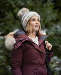 Cross Country Christmas Rachael Leigh Cook Parka