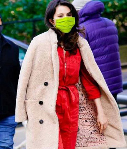 Mabel Only Murders In The Building Selena Gomez Coat