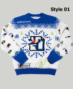 Microsoft Ugly Sweater 2020 Style 03