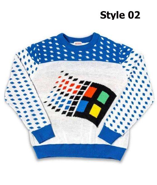 Microsoft Ugly Sweater 2020
