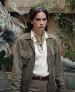 Mrs. Coulter  His Dark Materials S02 Ruth Wilson Jacket