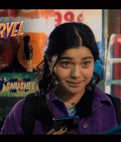 Ms. Marvel 2021 Kamala Khan Jacket
