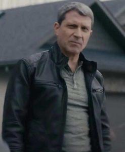 Nobody 2021 Jim Leather Jacket
