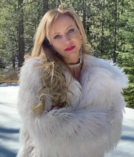 Olivia Dunkley It Isn't Christmas Fur Jacket