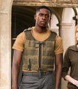 Outside The Wire Damson Idris Vest