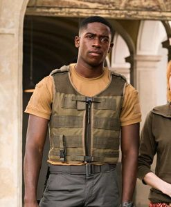 Outside The Wire Damson Idris Vest