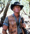 Paul Hogan Crocodile Dundee Bown Vest