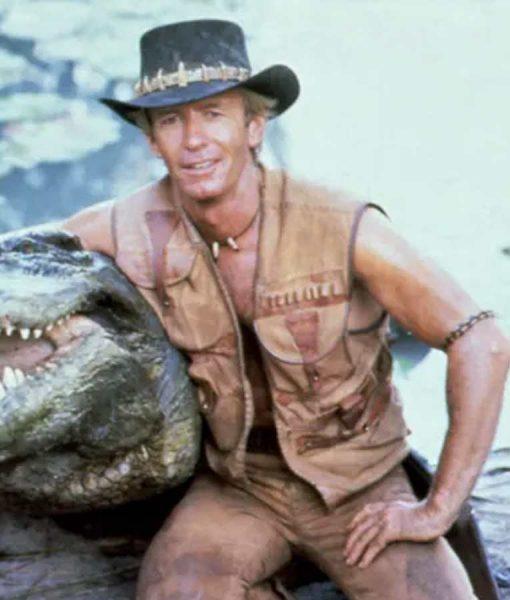 Paul Hogan Crocodile Dundee Vest