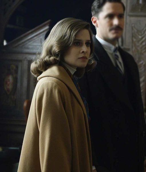 Pennyworth Emma Paetz Coat