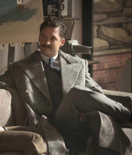 Pennyworth Season 02 Thomas Wayne Grey Coat