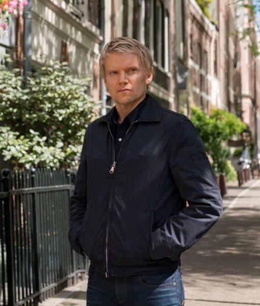 Piet Van Der Valk Marc Warren Jacket